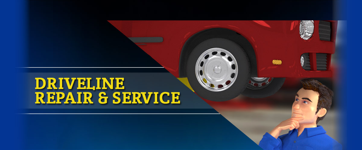 Driveline Repair and Service